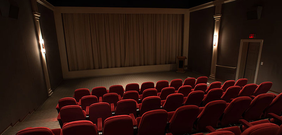 Screening Room at Culver Studios